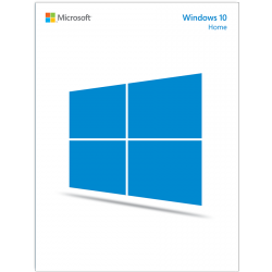 Microsoft WIN HOME 10 32-bit/64-bit All Languages Online Product Key License 1 License Downloadable NR